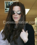 Kate Beckinsale in the Ray-Ban Aviator