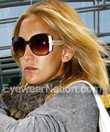 Kate Hudson wearing the Marc Jacobs 121/U/S sunglasses