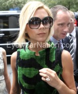 Victoria Beckham in Christian Dior Glossy 1/S sunglasses
